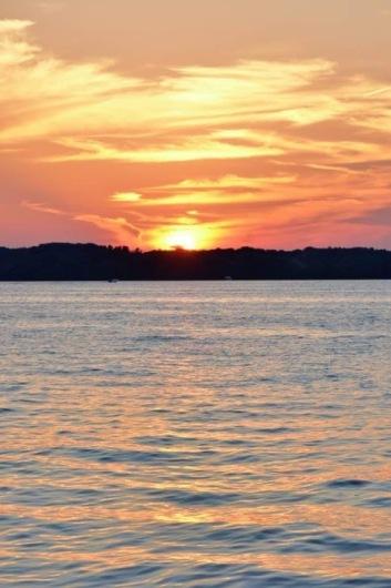 Egale's sunset mondota